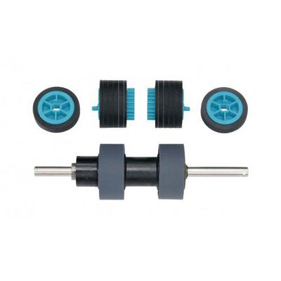 Panasonic KV-SS033, Rollerwisselset Printing equipment spare part - Zwart, Blauw, Wit