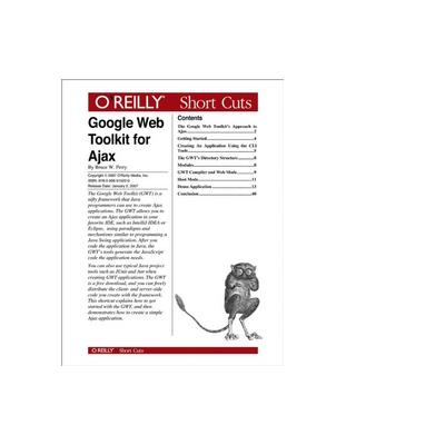 O'reilly boek: Media Google Web Toolkit for Ajax - eBook (PDF)