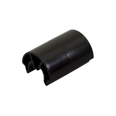 Hp printing equipment spare part: Larger pickup roller for tray 1 - Zwart