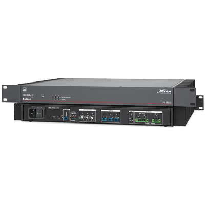 Extron XPA 2003C-100V Audio versterker - Grijs