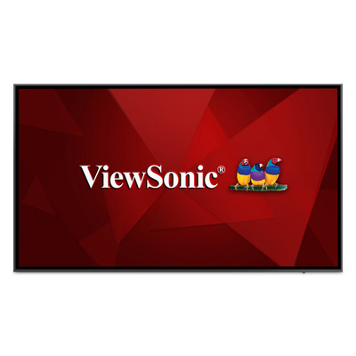 Viewsonic CDE7520-W Public display - Zwart