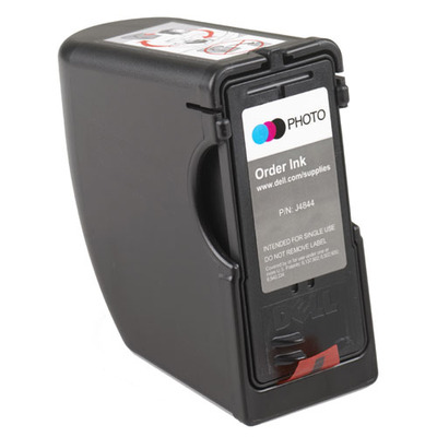 Dell inktcartridge: Ink f/ 964 - Zwart, Cyaan, magenta