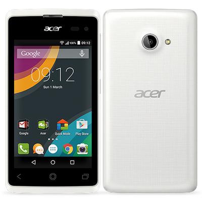Acer Liquid Z220 smartphone - Wit 8GB
