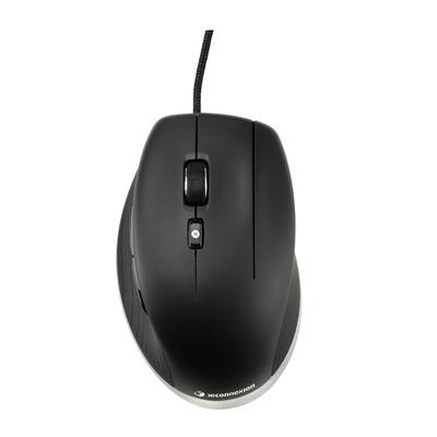 HP 3Dconnexion CAD Mouse Computermuis - Zwart