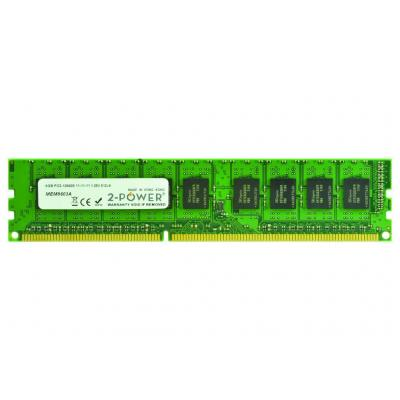 2-power 8GB DDR3L 1600MHz ECC + TS UDIMM Memory - replaces A2Z50AA RAM-geheugen