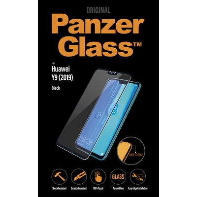 PanzerGlass Huawei Y9 (2019) Edge-to-Edge Screen protector - Transparant