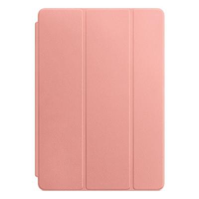 Apple tablet case: Leren Smart Cover voor 10,5‑inch iPad Pro - Zachtroze