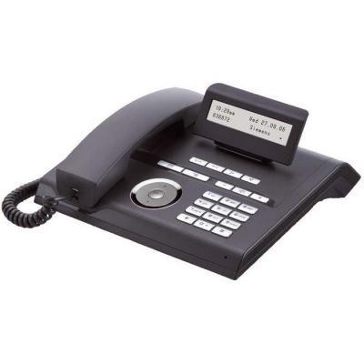 Unify Handset OpenStage 20, 40, 60 Telephone headset - Zwart