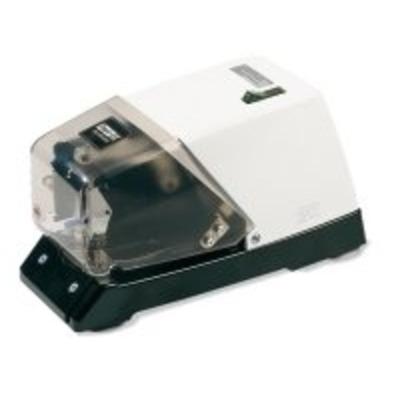 Rapid nietmachine: 100E (44/6-8+) - Zwart, Wit