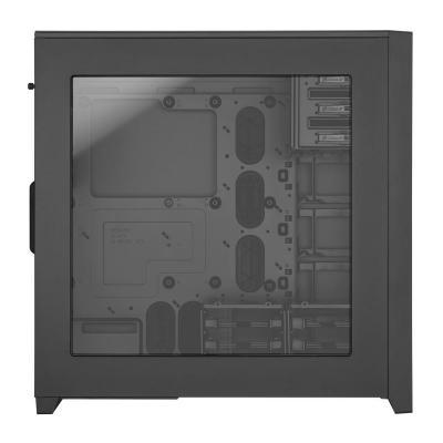 Corsair Computerkast onderdeel: Obsidian 750D Windowed side panel - Zwart