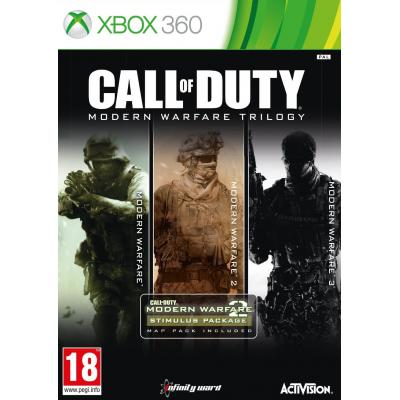 Activision game: Call of Duty, Modern Warfare Trilogy  Xbox 360