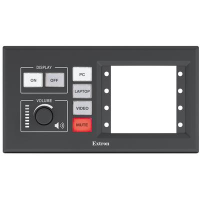 Extron MLC Plus 100 AAP - Zwart, Wit