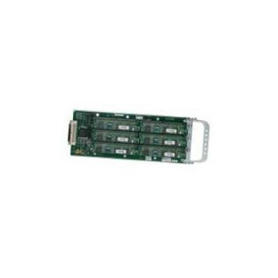 Cisco modem: AS54-DFC-8CE1=, CE1 trunk cards, 8 ports