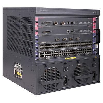 Hewlett packard enterprise netwerkchassis: 7503 Switch Chassis