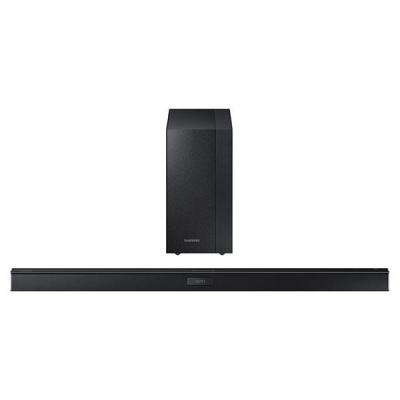Samsung soundbar speaker: 300 W, Bluetooth, HDMI x 2, USB - Zwart