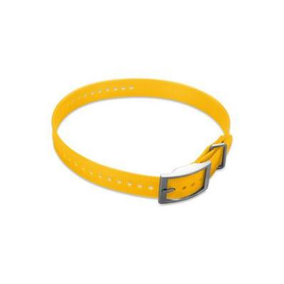 Garmin : Astro DC50 Repl. Band, Yellow  - Geel