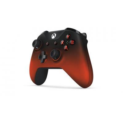 Microsoft game controller: WL3-00069 - Zwart, Rood