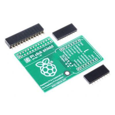 Raspberry pi : Pi click Shield (unassembled)
