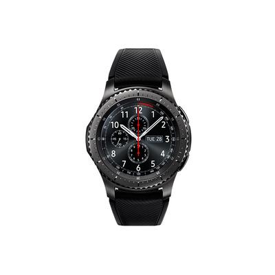 Samsung smartwatch: Gear S3 Frontier - Zwart