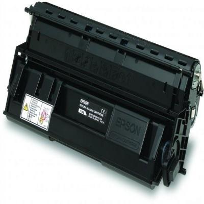 Epson kopieercorona: AL-M8000 Return Imaging Cartridge 15k - Zwart