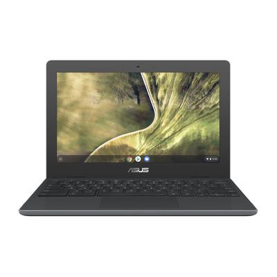 ASUS Chromebook C204MA-BU0228 - QWERTY Laptop - Grijs