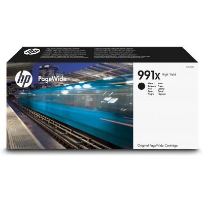 Hp inktcartridge: Originele 991X zwarte high-capacity PageWide cartridge