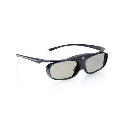 Viewsonic 3D-Brillen: PGD-350, 96-144Hz, 1.9mA, 1200:1, DLP-Link - Zwart