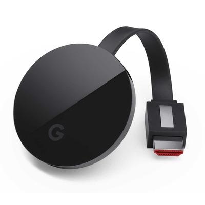 Google Chromecast Ultra - Zwart