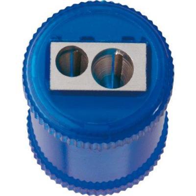 5star potloodslijper: potloodslijper 2-gaats - Blauw