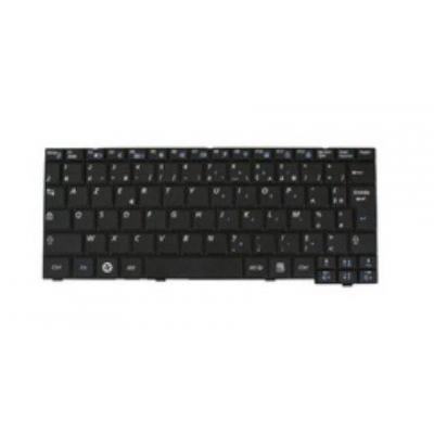 Samsung toetsenbord: Replacement keyboard for X120, NO - Zwart