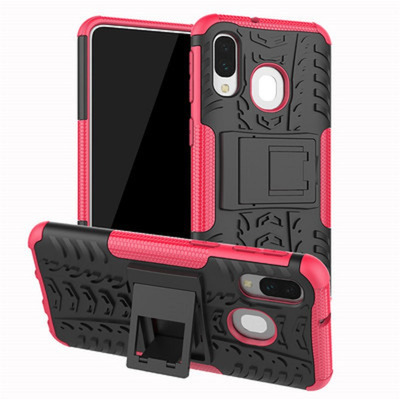 CoreParts MOBX-COVER-A40-PNK Mobile phone case - Roze