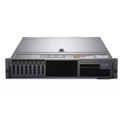 DELL PowerEdge R740 Server - Zwart