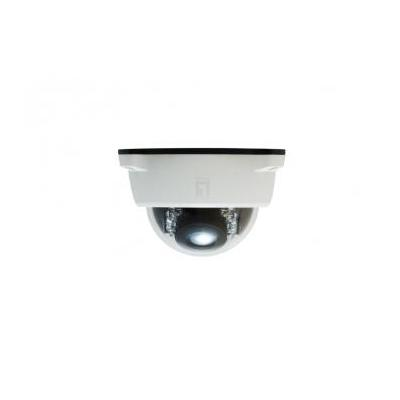 LevelOne beveiligingscamera: Fixed Dome Network Camera,2-Megapixel, Outdoor, PoE 802.3af, Day & Night, IR LEDs, WDR, .....