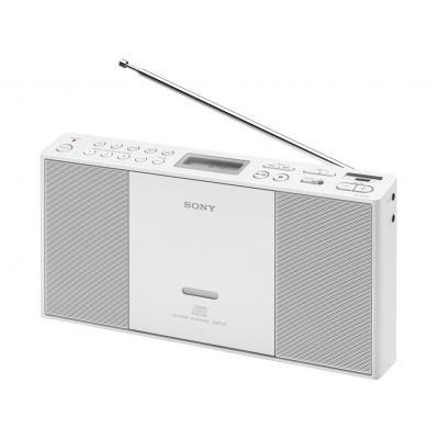 Sony CD-radio: ZS-PE60 - Wit