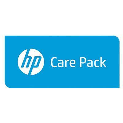 Hewlett Packard Enterprise U5BZ6PE aanvullende garantie