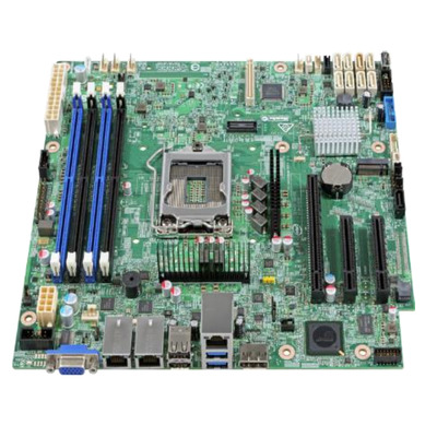 Intel Server Board S1200SPLR, Single Moederbord