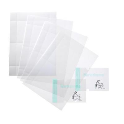 Durable 4832-19 - Transparant