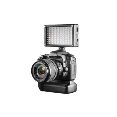 Walimex LED Video Light Bi-Color 144 LED Camera flitser - Zwart