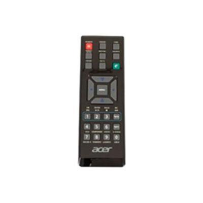 Acer Remote Control for P1373 afstandsbediening - Zwart