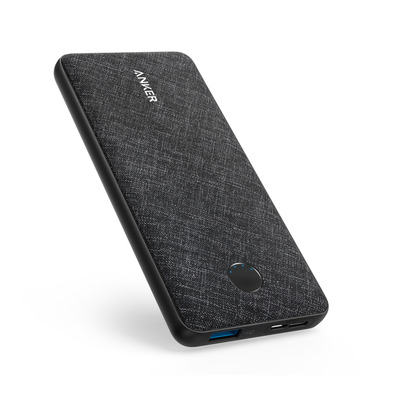 Anker PowerCore Metro Slim 10000 Powerbank - Zwart