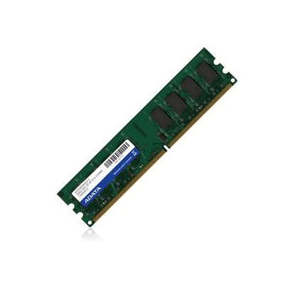 Adata RAM-geheugen: AD2U800B1G6-B, 1GB DDR2, 240-pin DIMM, Non-ECC, 800MHz