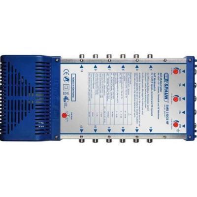Spaun video switch: SMS 51203 NF - Blauw