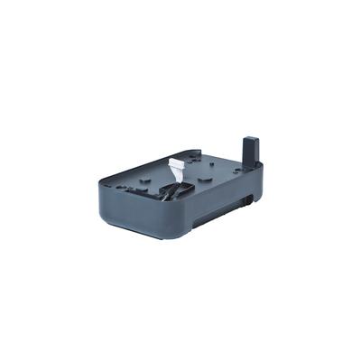 Brother printerkit: Batterij houder voor oplaadbare batterij (PA-BT-4000LI) - Zwart