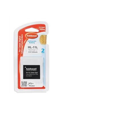 Hahnel batterij: HL-11L - Zwart