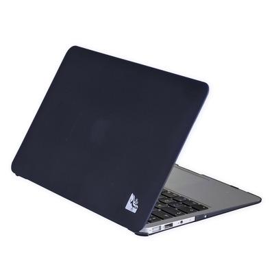 """Gecko MACBOOK AIR 11"""" CLIP ON CASE ZWART Laptoptas"""