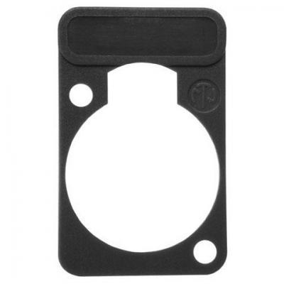 Neutrik : 1.5 mm, Black - Zwart