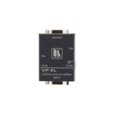 Kramer Electronics Kramer VP-2L Distr. Versterker Video-lijnaccessoire - Grijs