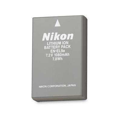 Nikon batterij: EN-EL9a - Grijs