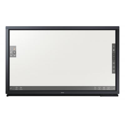 "Samsung public display: FHD Large Format Display 65"" DM65E-BR - Zwart"