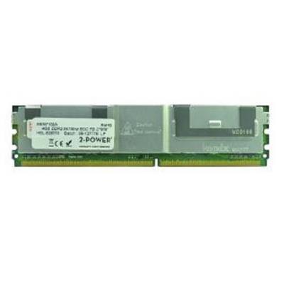 2-power RAM-geheugen: 4GB DDR2 667MHz - Groen